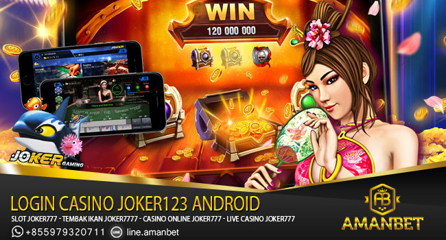 login-casino-joker123-android